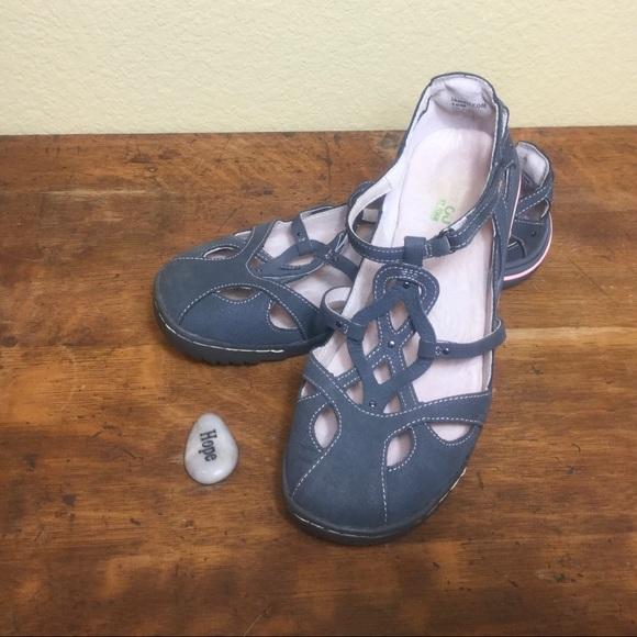 Jambu Shoes - Jambu Sydney closed toe sandal